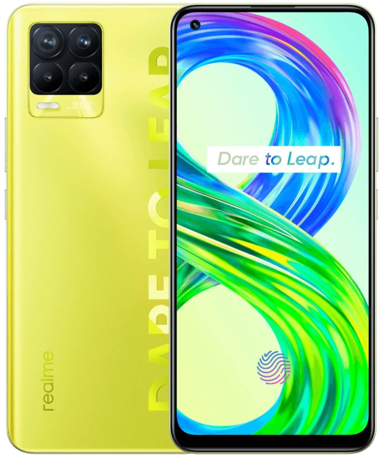 Realme 8 Pro 6GB